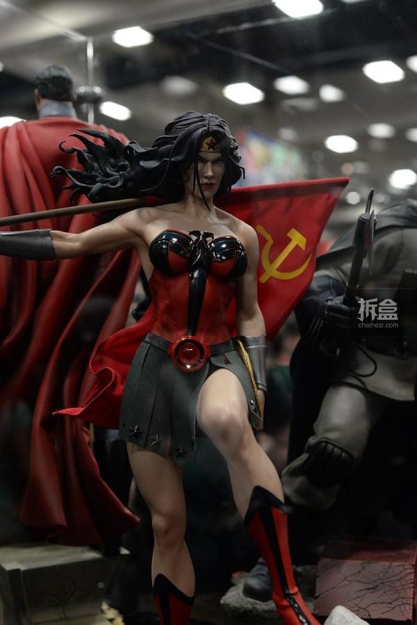 22寸《超人:红色之子》神奇女侠Wonder Woman PF系列雕像