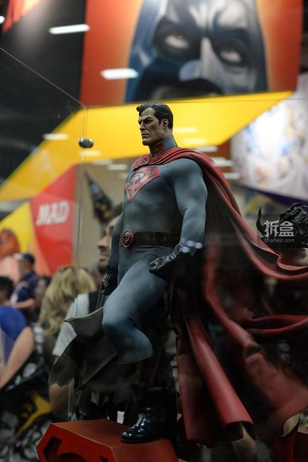 《超人:红色之子》Superman Red Son 25寸 PF系列雕像
