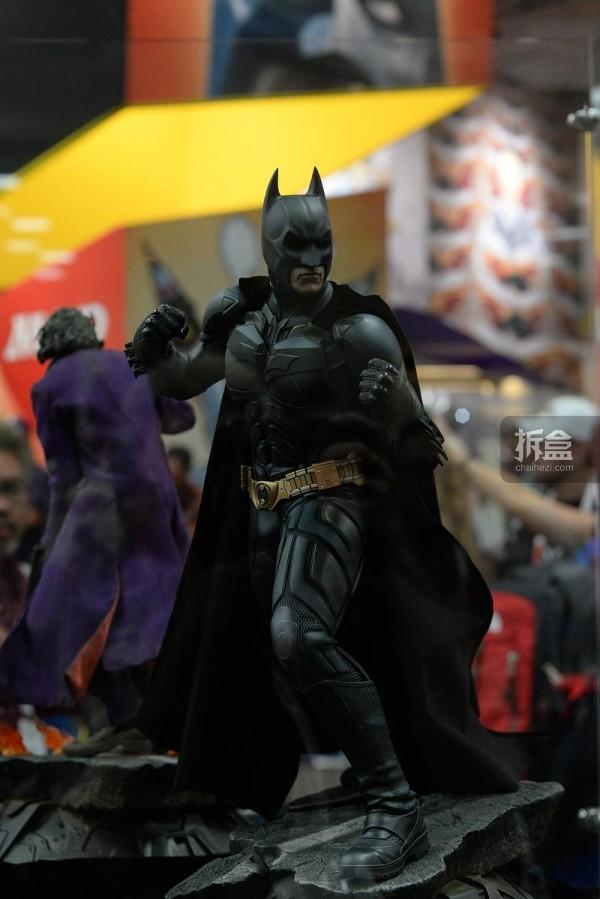 新品:Sideshow《蝙蝠侠:黑暗骑士》蝙蝠侠 PF系列雕像