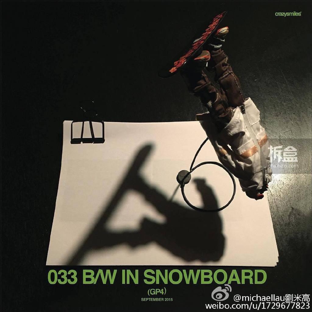 GARDEN(PALM)ER 4 – 033 B/W IN SNOWBOARD