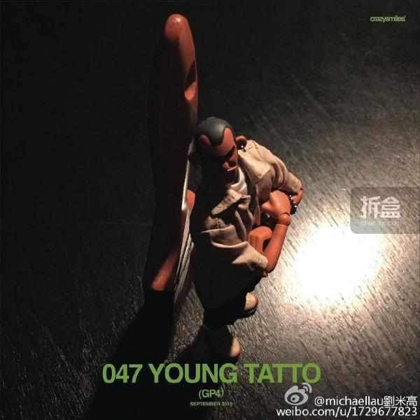 GARDEN(PALM)ER 4 – 047 YOUNG TATTO