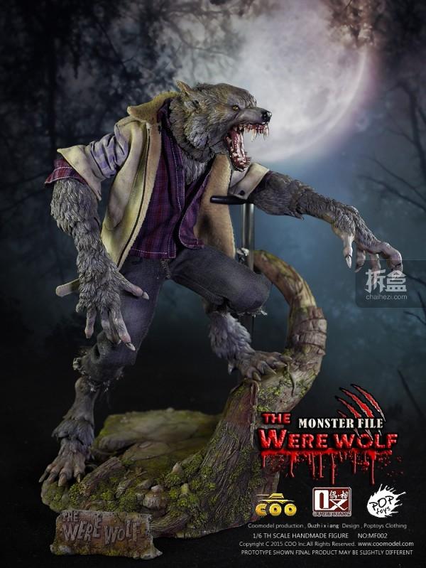 coolmodel-Were Wolf-preorder(17)