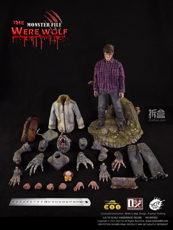 coolmodel-Were Wolf-preorder(19)