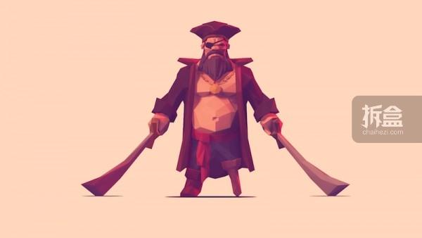 Pirate 海盗