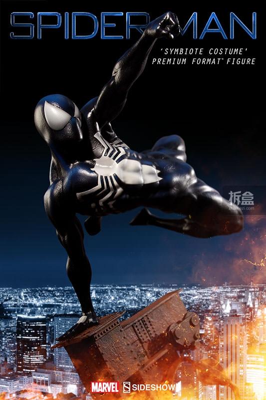 sideshow-spiderman-symbiote