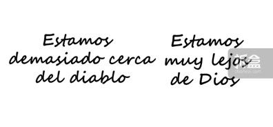 """雷耶斯手背上西班牙语纹身来自墨西哥的一句比较心酸的谚语""""我们离"""