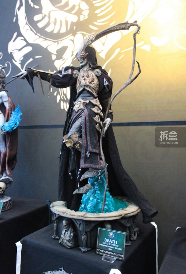 冥界之王 Death 死神 Lord Supreme of the Underworld