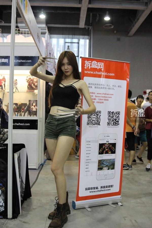 cicf-2015-chaihe-booth-showgirl5