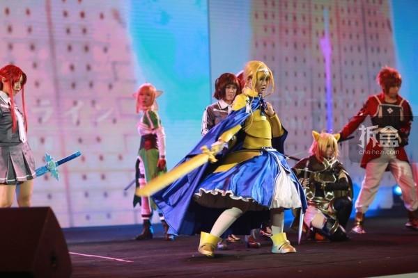 漫次元cosplay大赛决赛 实力选手汇聚一堂,激烈角逐后冠军实至名归,然而过程本身就是一种享受。