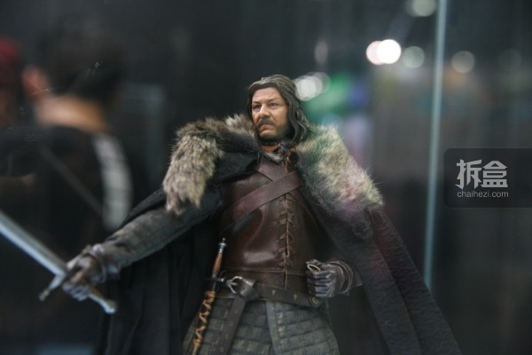 「冰与火之歌-权力游戏」艾德史塔克/Eddard Stark