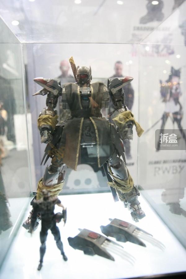 threezero x Bandai【重甲侍鬼】忍者藏影