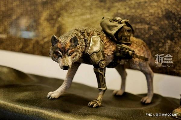 「WOO」战场之狼