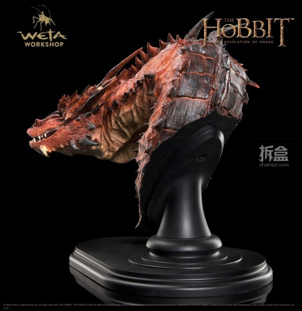 hobbitdossmaugbuste2