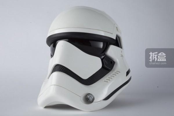 First Order costume-helmet (2)