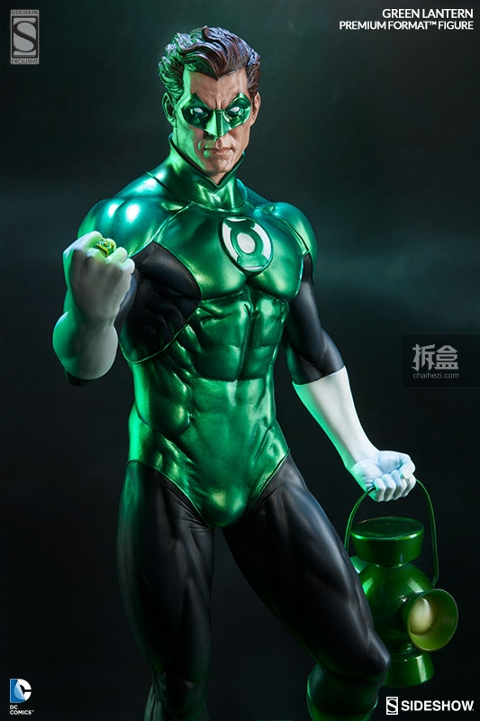 Sideshow-Green Lantern-pf (1)