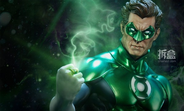 Sideshow-Green Lantern-pf