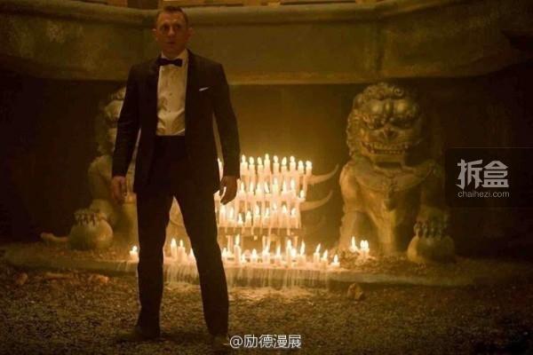 《007:大破天幕杀机》的中国之旅