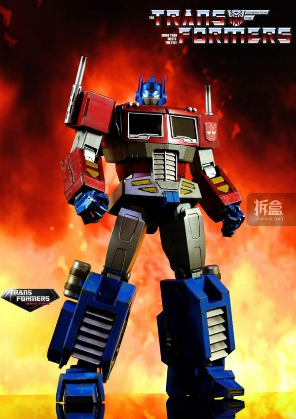 ht-Optimus Prime Megatron Version (2)
