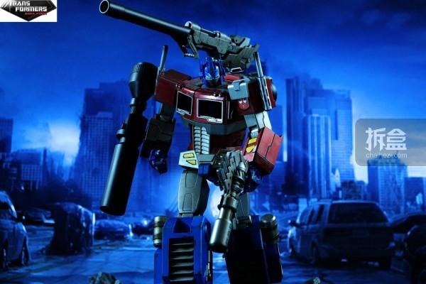 ht-Optimus Prime Megatron Version (3)