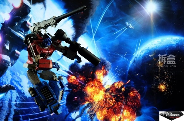 ht-Optimus Prime Megatron Version (6)