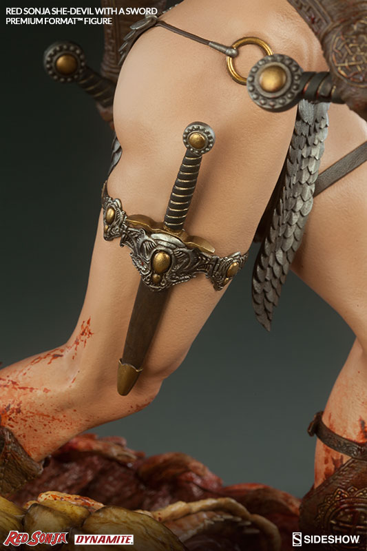 sideshow-Red Sonja-sword-pf(10)