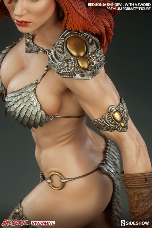 sideshow-Red Sonja-sword-pf(12)