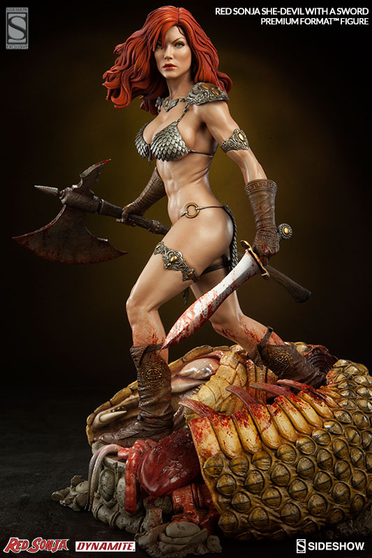 sideshow-Red Sonja-sword-pf(14)