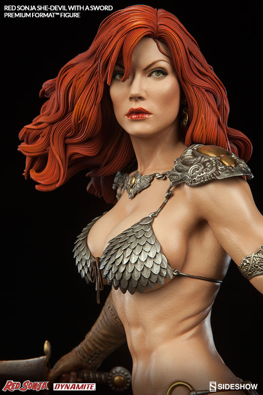 sideshow-Red Sonja-sword-pf(3)