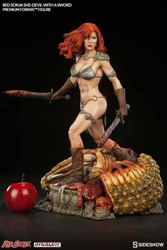 sideshow-Red Sonja-sword-pf(4)