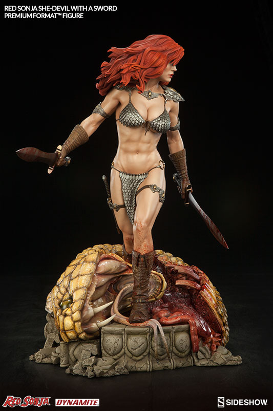 sideshow-Red Sonja-sword-pf(5)