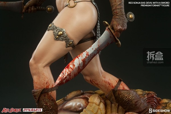 sideshow-Red Sonja-sword-pf(8)