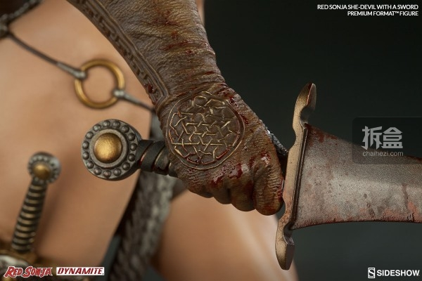 sideshow-Red Sonja-sword-pf(9)