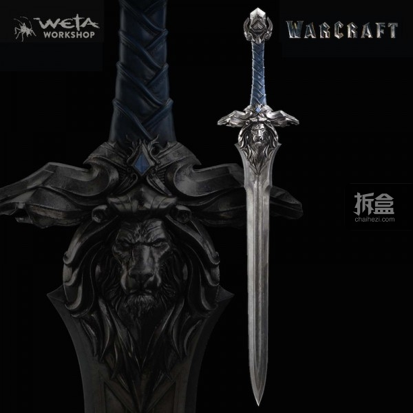 Sword of King Llane Prop Replica 1:1