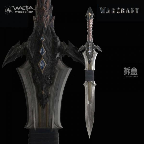 Sword of Lothar Prop Replica 1:1