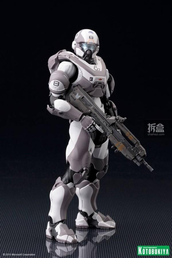 Halo Spartan Athlon ARTFX Statue-10