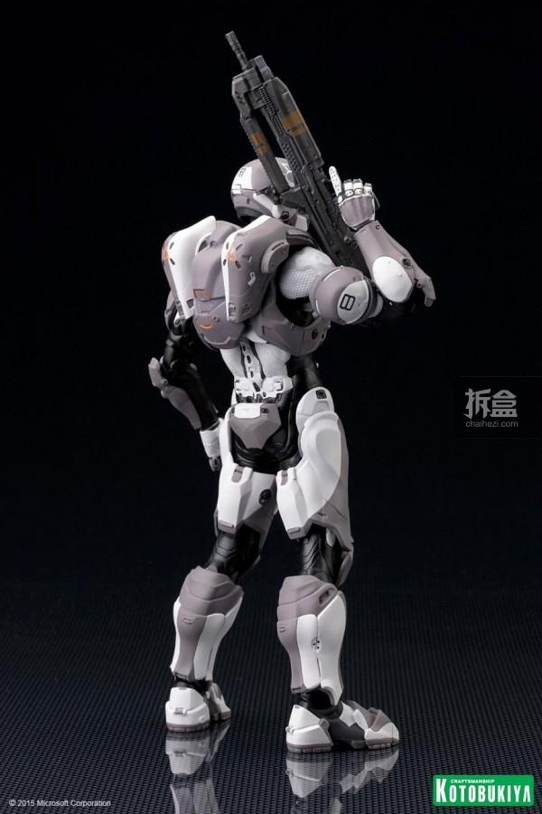 Halo Spartan Athlon ARTFX Statue-12