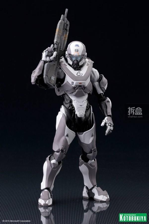 Halo Spartan Athlon ARTFX Statue-13