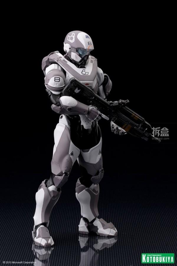Halo Spartan Athlon ARTFX Statue-14