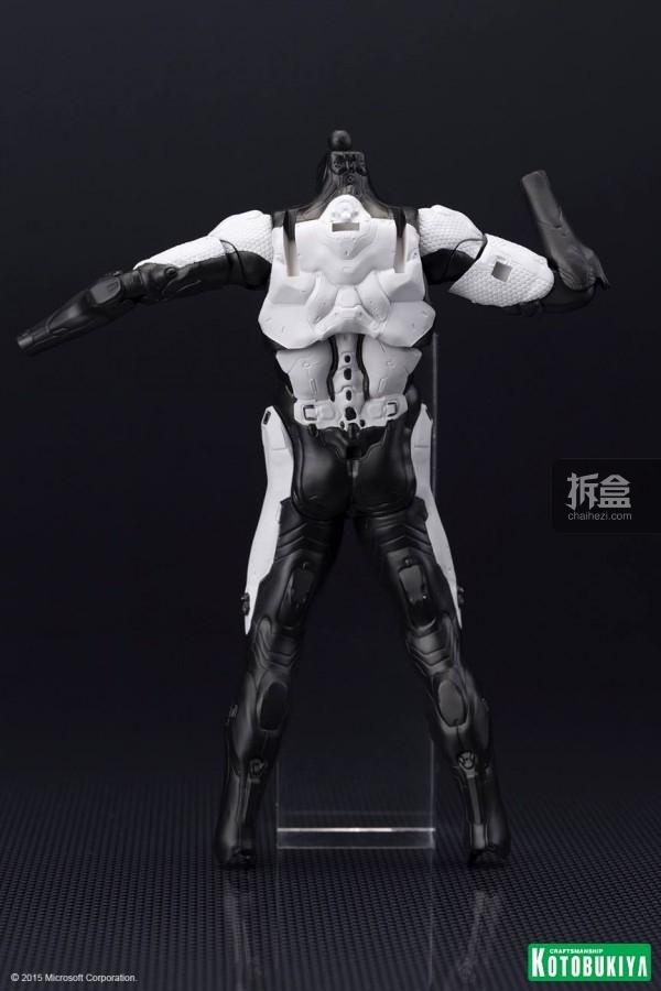 Halo Spartan Athlon ARTFX Statue-2