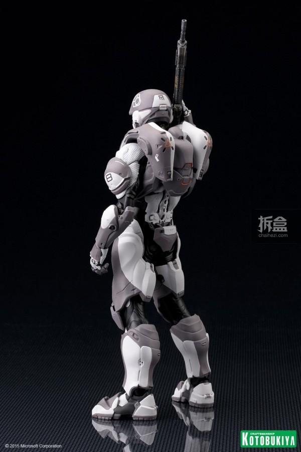 Halo Spartan Athlon ARTFX Statue-4
