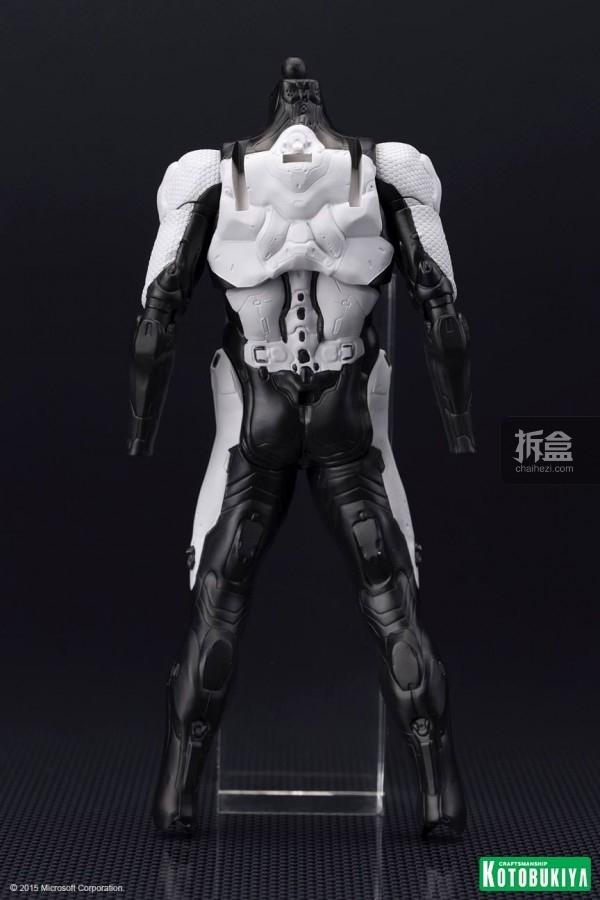 Halo Spartan Athlon ARTFX Statue-5