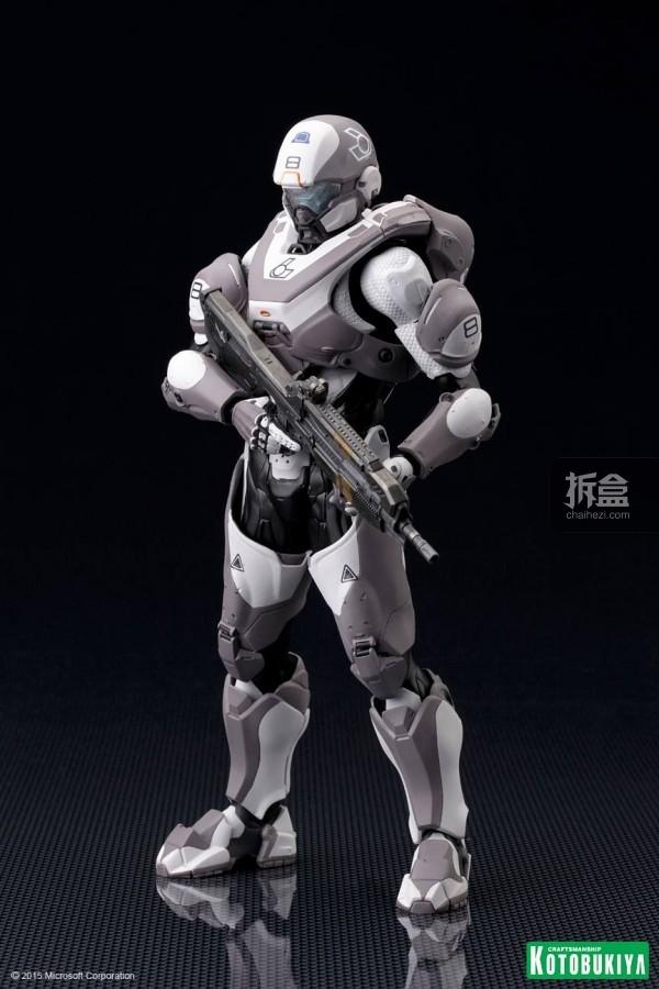 Halo Spartan Athlon ARTFX Statue-8