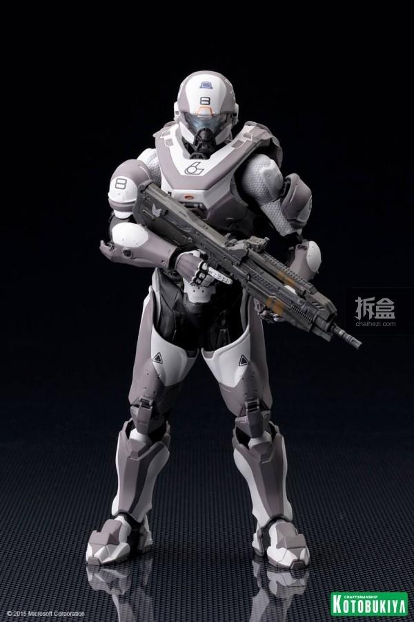 Halo Spartan Athlon ARTFX Statue-9