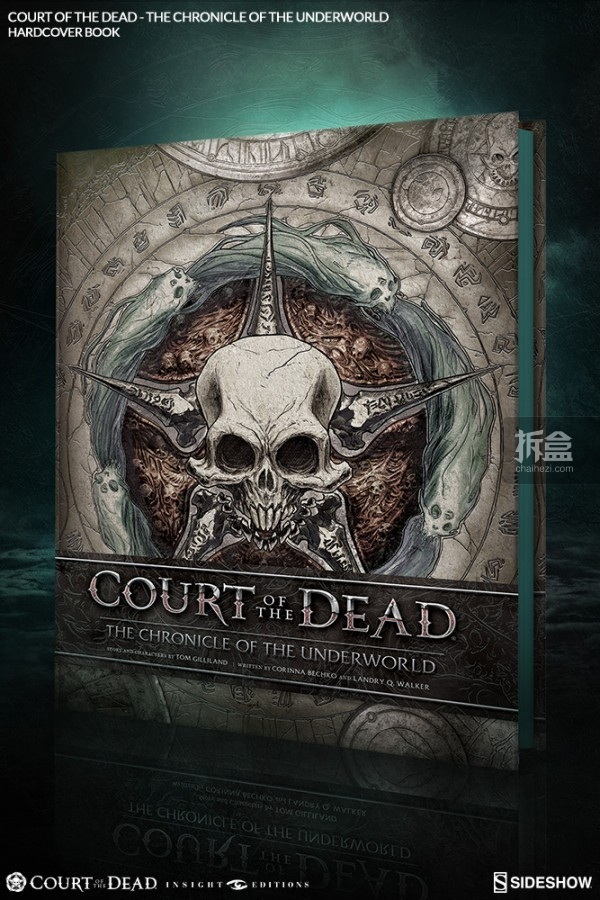 Court of the Dead-book (0)