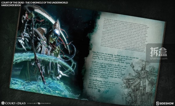 Court of the Dead-book (2)