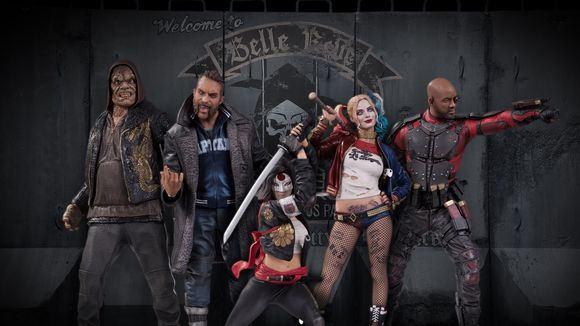 DC-Suicide Squad-statue