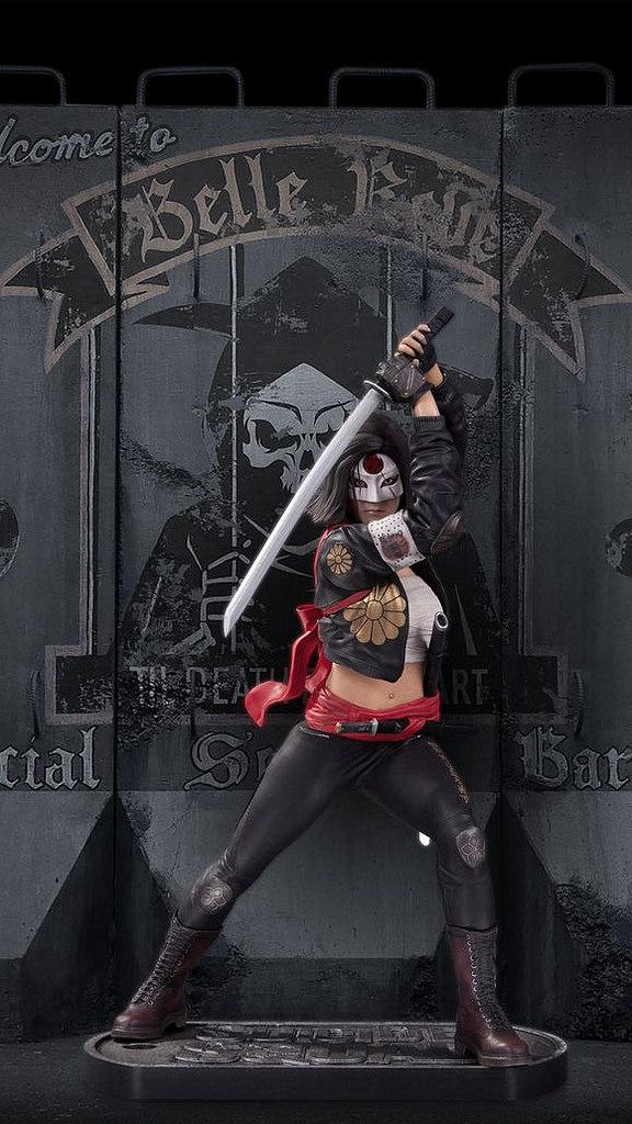 DC-Suicide Squad-statue(5)
