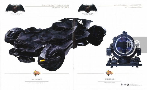 《蝙蝠侠大战超人》蝙蝠侠&蝙蝠灯
