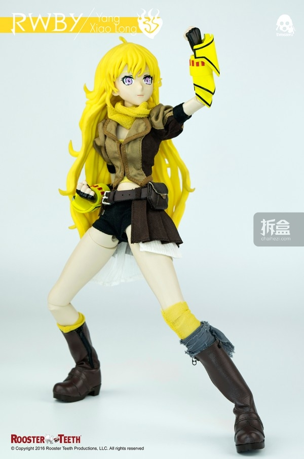 threezero-rwby-Yang Xiao Long (10)