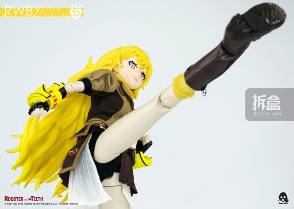 threezero-rwby-Yang Xiao Long (11)